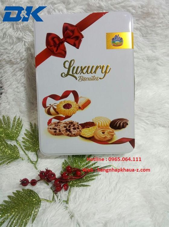 Bánh  Ola Luxury Biscuites - 480g