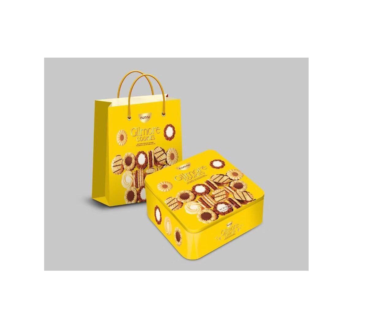 Bánh Cooyw Gilmore cookies màu vàng 518g