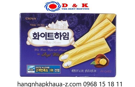 Bánh Crow tím Hàn Quốc 284g