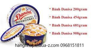 Bánh Danisa 454g