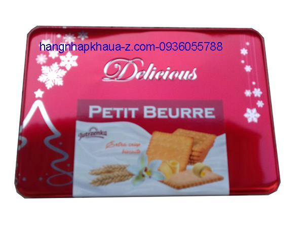 Bánh Delicious Petit Beurre 600g