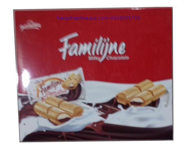 Bánh Familijine Milky Chocolate 280g