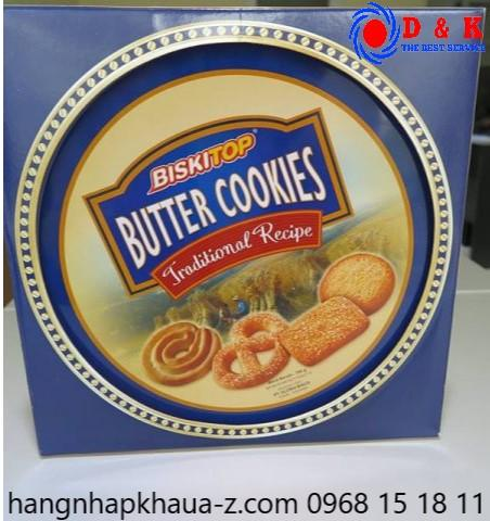 Bánh Indo Butter Cookies 700g