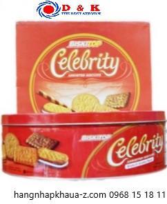 Bánh Indo Celebrity 700g hộp đỏ