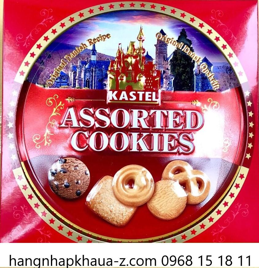 Bánh Kastel  Assorted 400g