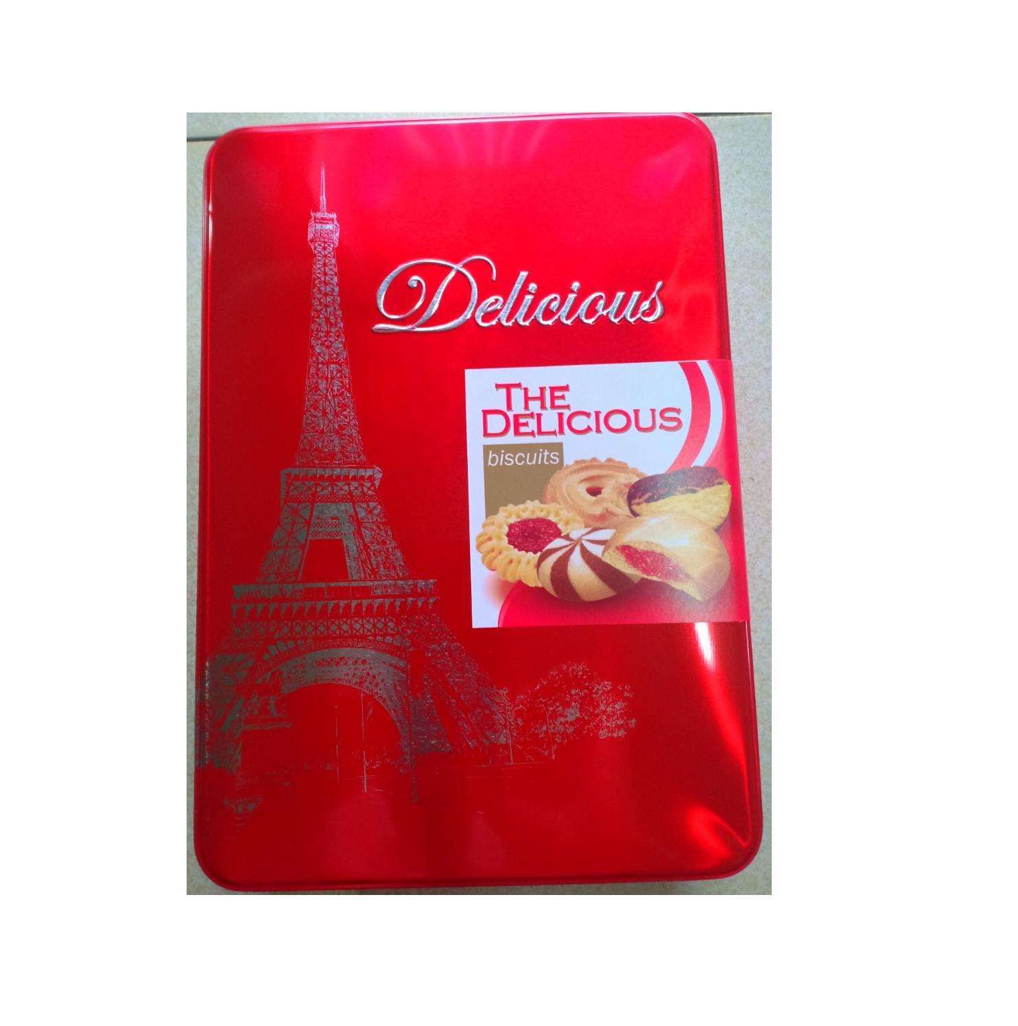 Bánh Ola - Eiffel vị dâu 430g