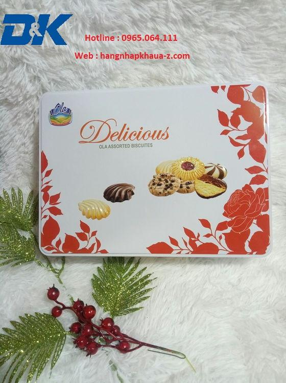 Bánh Ola Delicious -480g