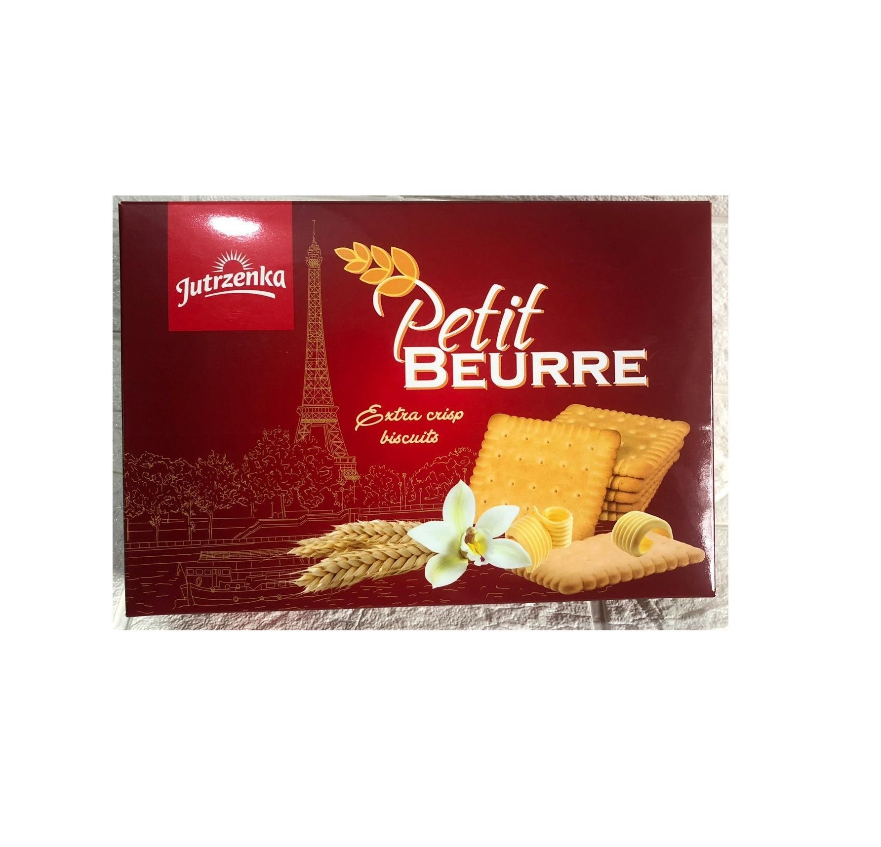 Bánh Pettit Beurre hộp giấy đỏ