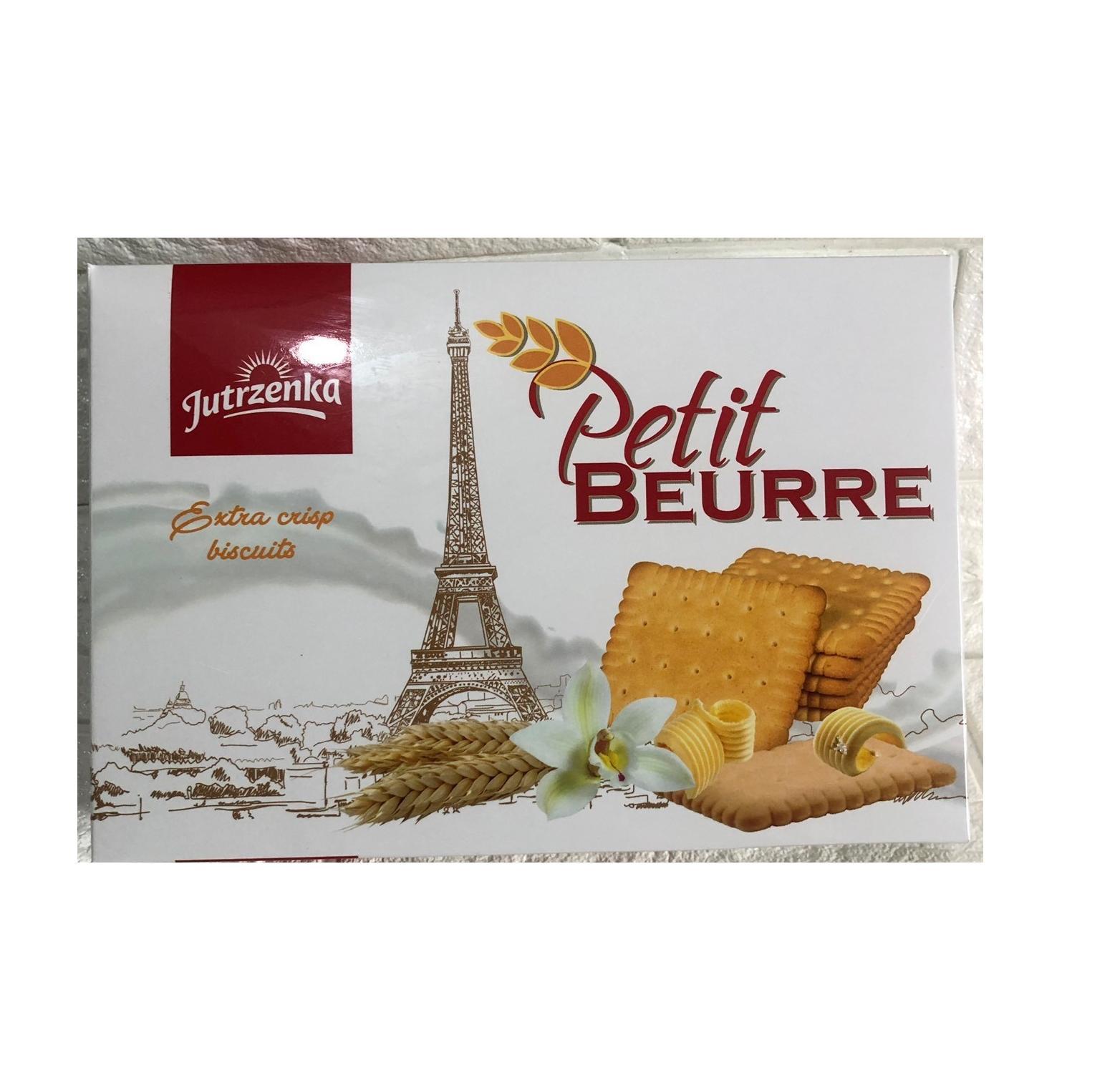 Bánh Pettit Beurre hộp giấy trắng