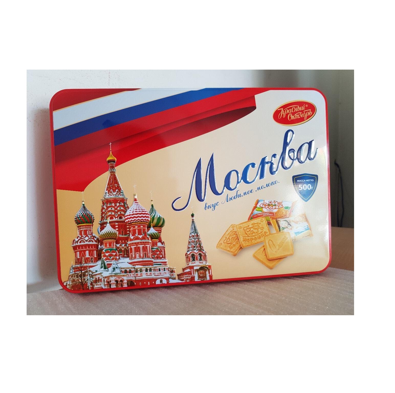 Bánh quy Mockba 500g