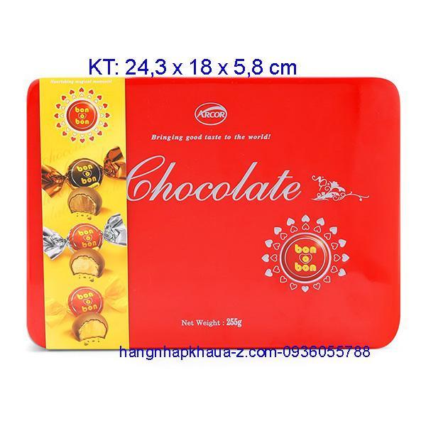 Kẹo Arcor Bon o Bon -chocolate 255g