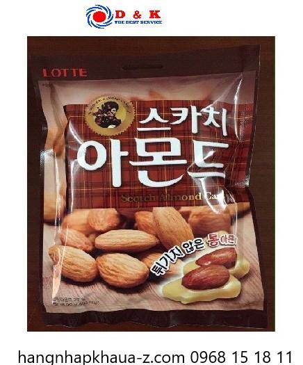 Kẹo hạnh nhân Hàn Quốc