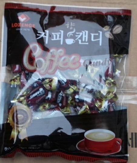 Kẹo Lozenge Coffee  330g