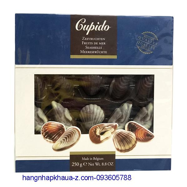 Kẹo Socola Bỉ -Cupido 250g