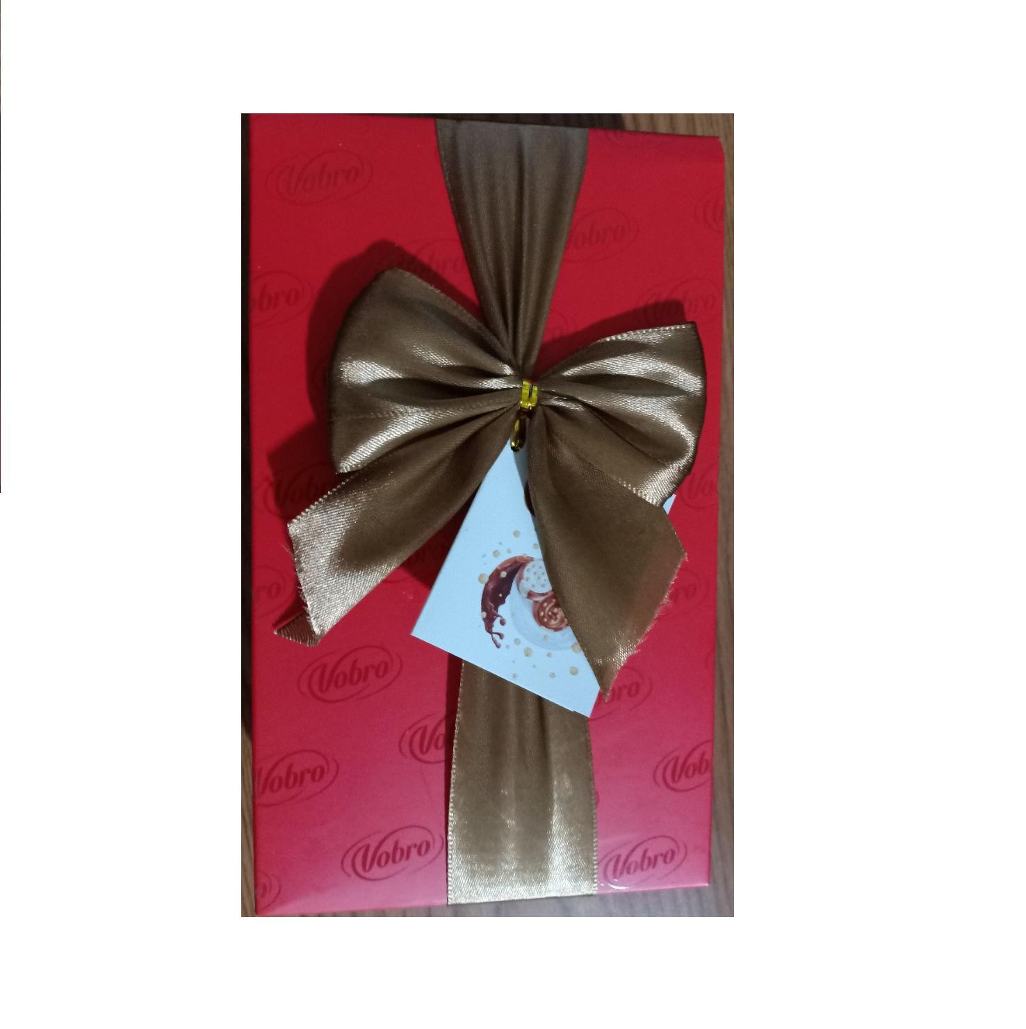 Kẹo socola choco crispo 185g có nơ