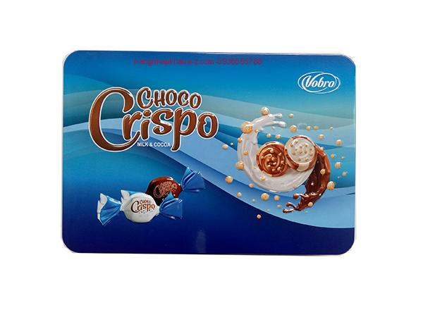 Kẹo Socola Choco Crispo Mlik Cocoa 325g