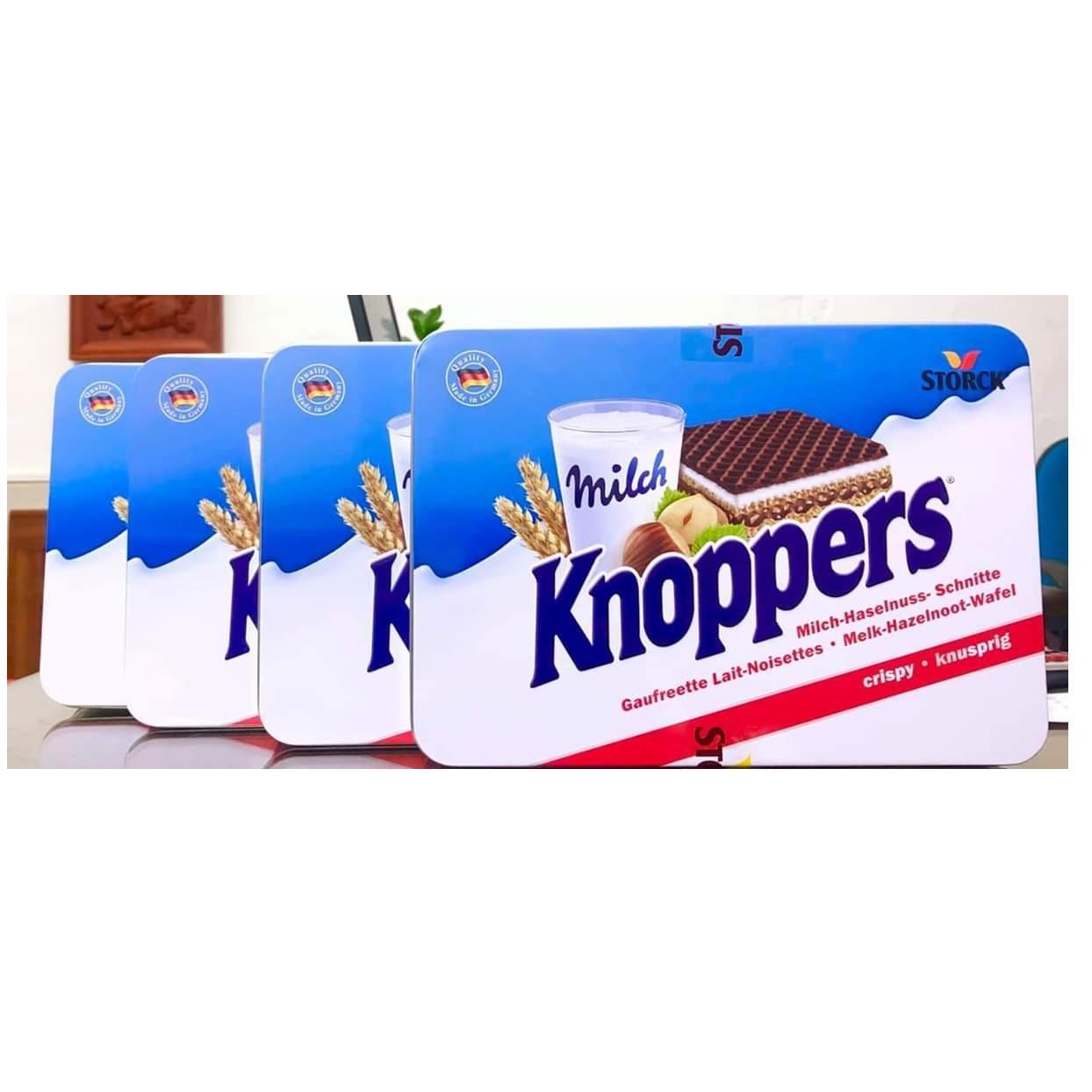 Kẹo socola sữa Knoopers