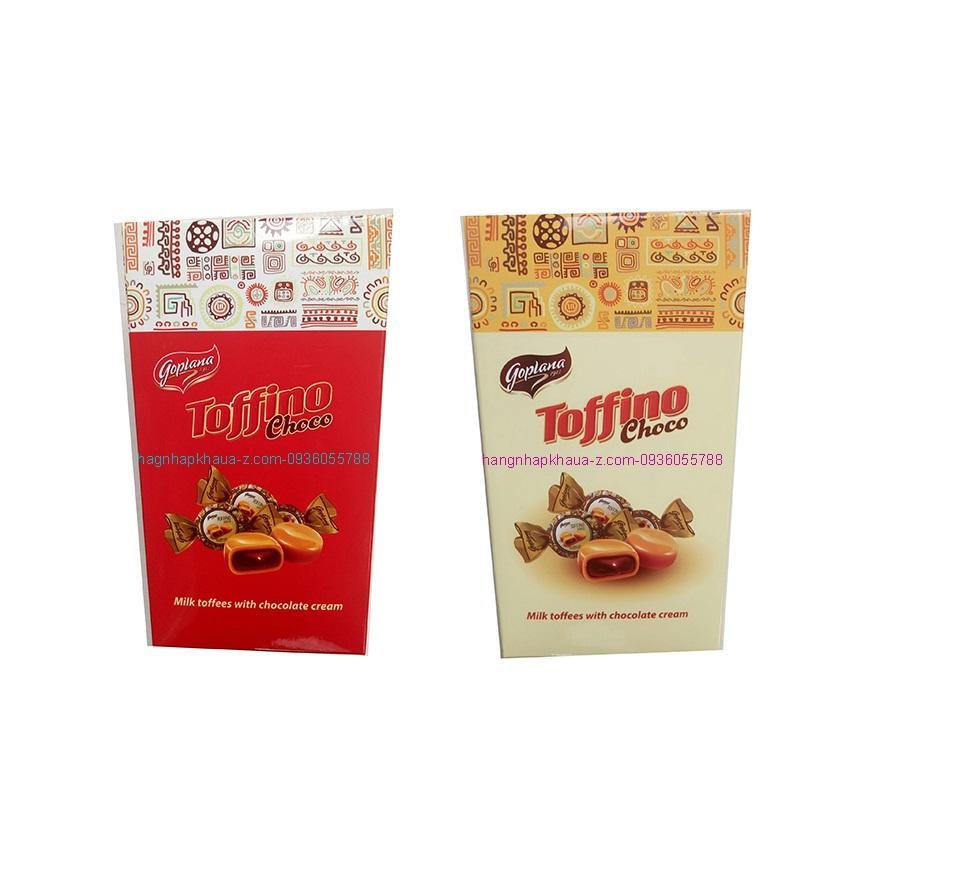 Kẹo Toffino hộp giấy 250g