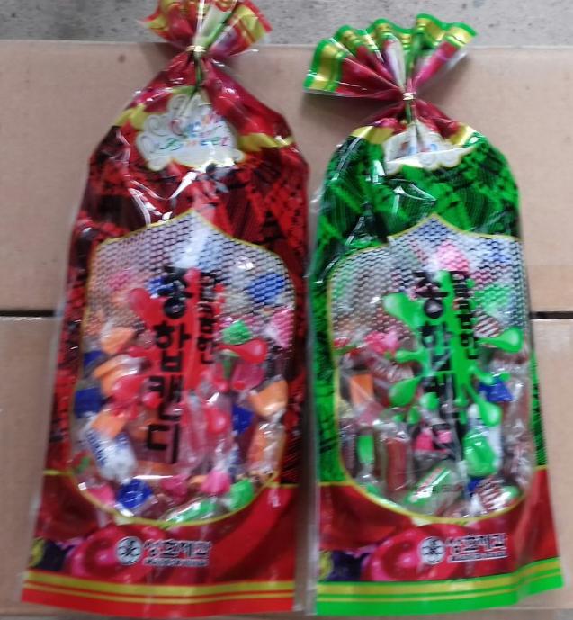 Kẹo túm Sungho Flavor Sweet 500g