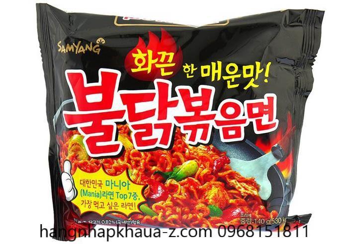 Mỳ cay Samyang Hàn Quốc