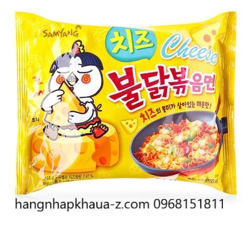 Mỳ phomai Samyang Hàn Quốc