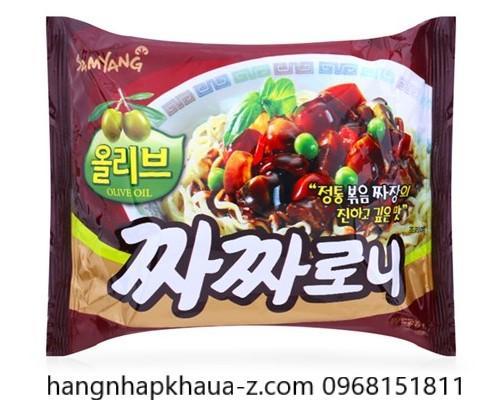 Mỳ tương đen Samyang Hàn Quốc
