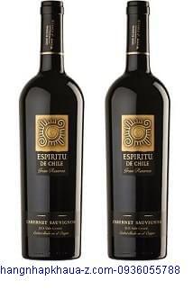 Rượu vang Espiritu De Chi le Gran Reserva 750ml